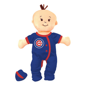 Team Doll - Girl - Chicago Cubs-justbabywear
