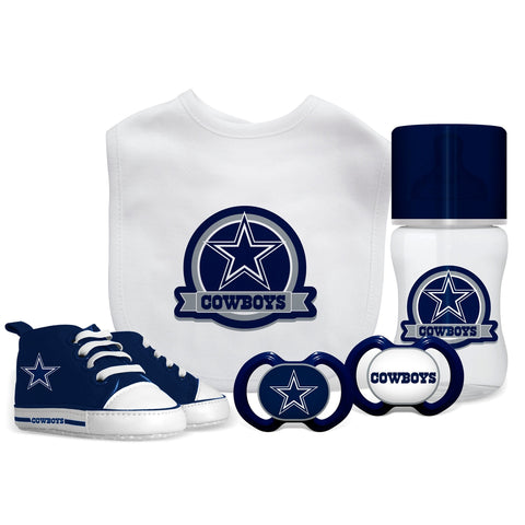5 Piece Gift Set - Dallas Cowboys-justbabywear