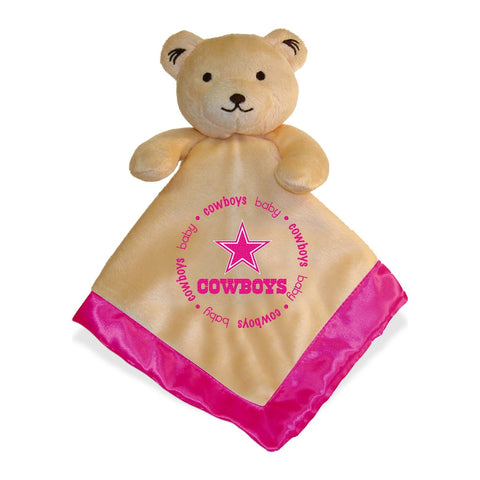 Security Bear - Dallas Cowboys Pink-justbabywear