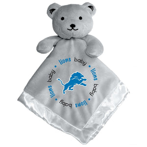 Gray Security Bear - Detroit Lions-justbabywear