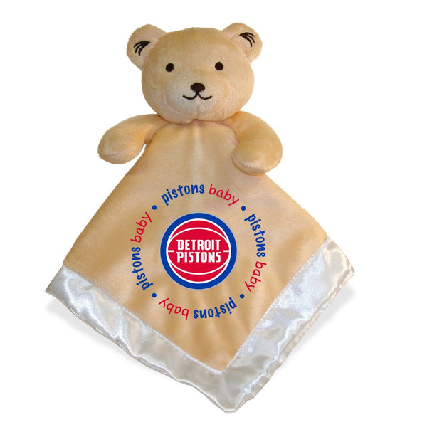 Security Bear - Detroit Pistons-justbabywear