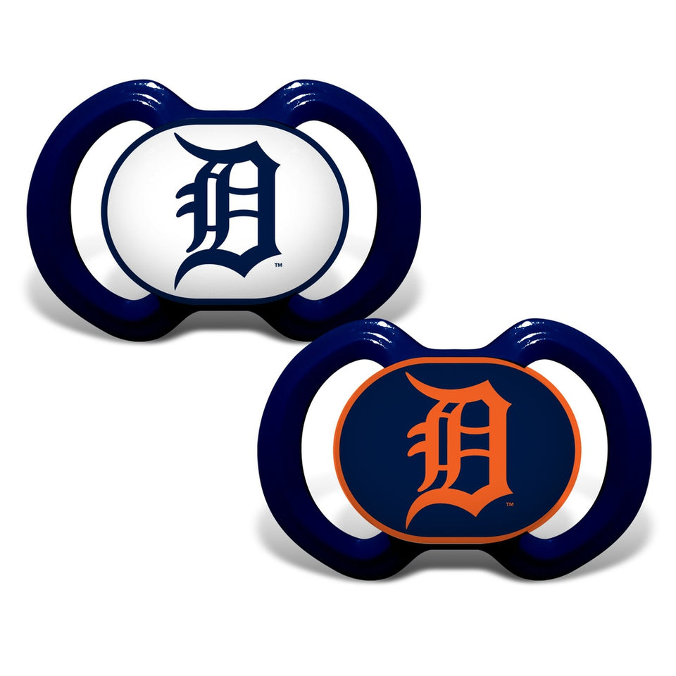 Gen. 3000 Pacifier 2-Pack - Detroit Tigers-justbabywear