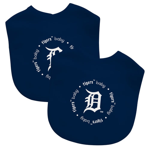 Bibs (2 Pack) - Detroit Tigers-justbabywear
