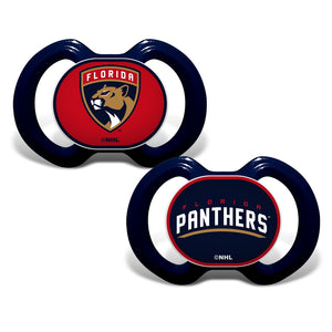 Gen. 3000 Pacifier 2-Pack - Florida Panthers-justbabywear