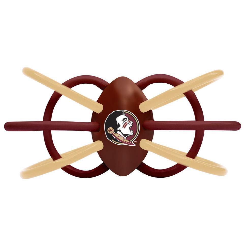 Teether/Rattle - Florida State University-justbabywear