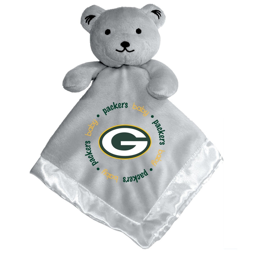 Gray Security Bear - Green Bay Packers-justbabywear