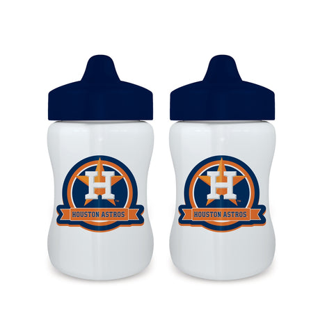 Sippy Cup (2 Pack) - Houston Astros-justbabywear