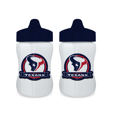 Sippy Cup (2 Pack) - Houston Texans-justbabywear