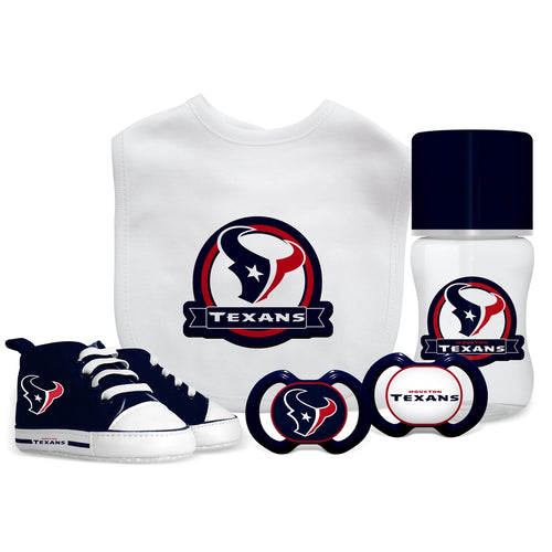 5 Piece Gift Set - Houston Texans-justbabywear