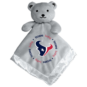 Gray Security Bear - Houston Texans-justbabywear