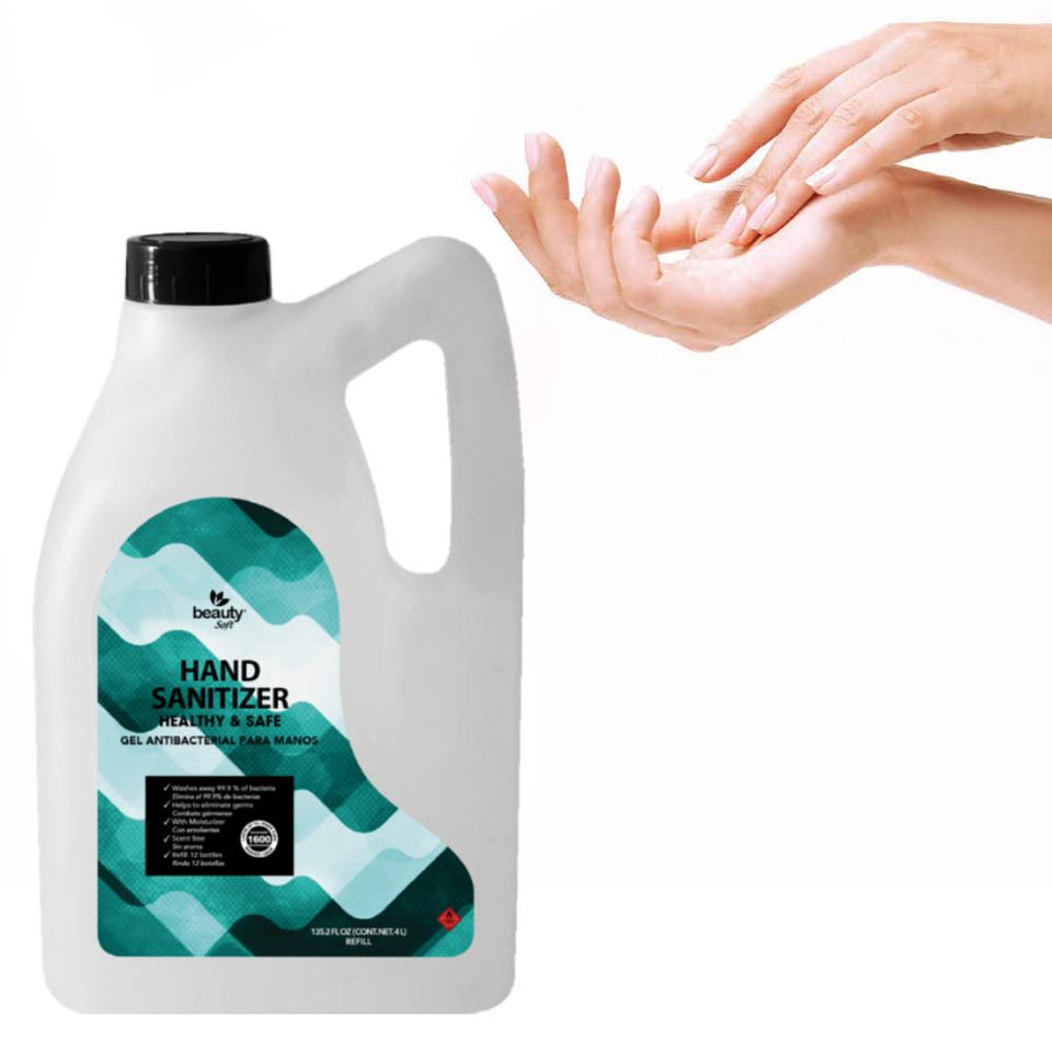 Hand Sanitizer 1 Gallon FDA Approved