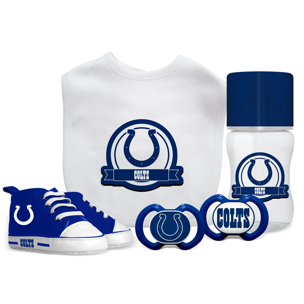 5 Piece Gift Set - Indianapolis Colts-justbabywear