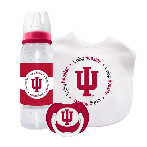 Gift Set - Indiana, University of-justbabywear