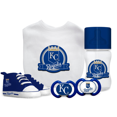 5 Piece Gift Set - Kansas City Royals-justbabywear
