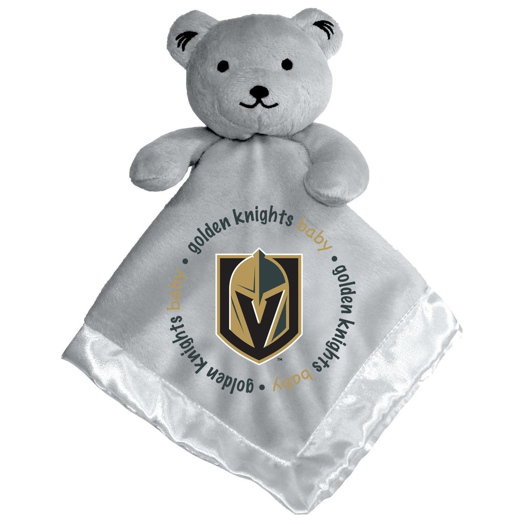 Gray Security Bear - Las Vegas Golden Knights-justbabywear