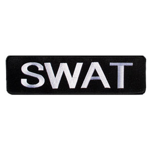 Large SWAT Banner Patch for Kids Suits