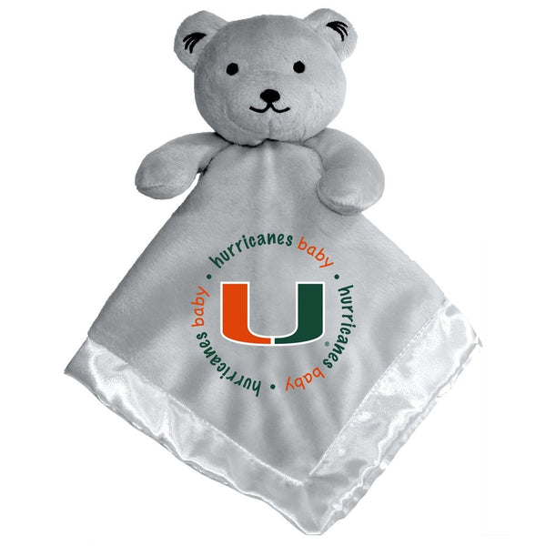 Gray Security Bear - Miami, University of-justbabywear