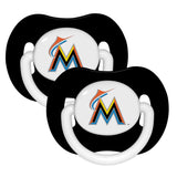Pacifier (2 Pack) - Miami Marlins-justbabywear