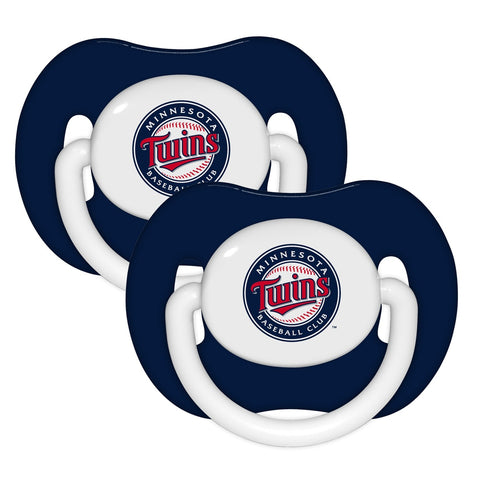 Pacifier (2 Pack) - Minnesota Twins-justbabywear