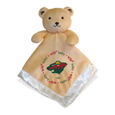 Security Bear - Minnesota Wild-justbabywear