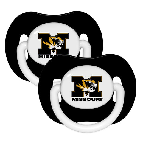 Pacifier (2 Pack) - Missouri, University of-justbabywear