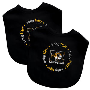 Bibs (2 Pack) - Missouri, University of-justbabywear
