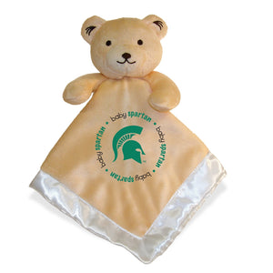 Security Bear - Michigan State University-justbabywear
