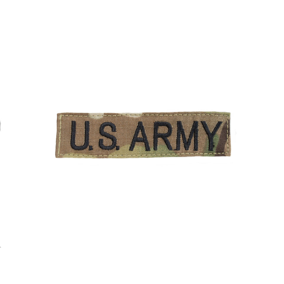 U.S Army Multicam/OCP Army Nametape