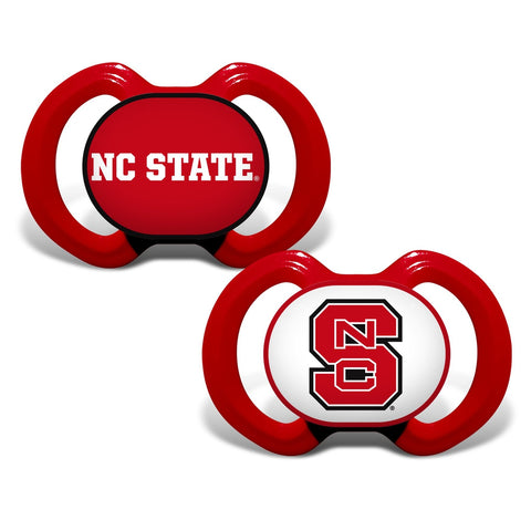 Gen. 3000 Pacifier 2-Pack - North Carolina State University-justbabywear