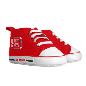 Pre-walker Hightop (1 Size fits Most) (Hanger) - North Carolina State University-justbabywear