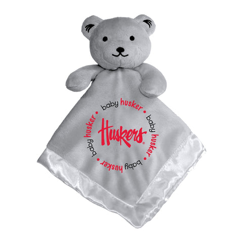 Gray Security Bear - Nebraska, University of-justbabywear