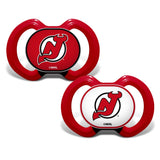 Gen. 3000 Pacifier 2-Pack - New Jersey Devils-justbabywear