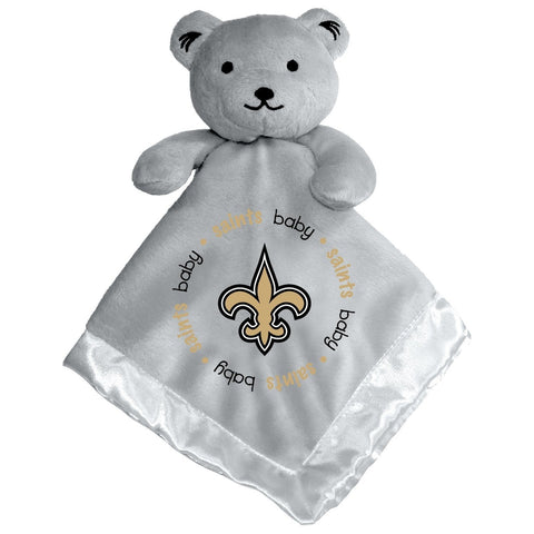 Gray Security Bear - New Orleans Saints-justbabywear