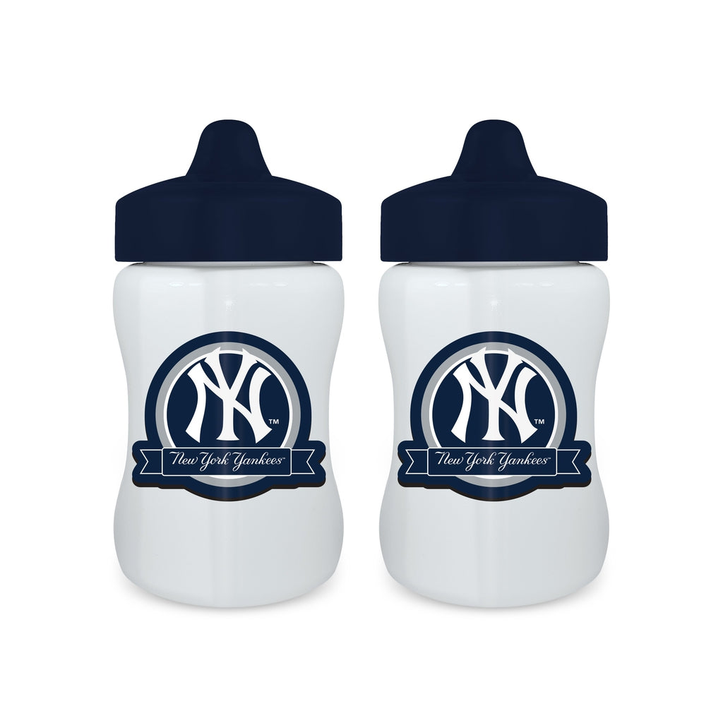 Sippy Cup (2 Pack) - New York Yankees-justbabywear