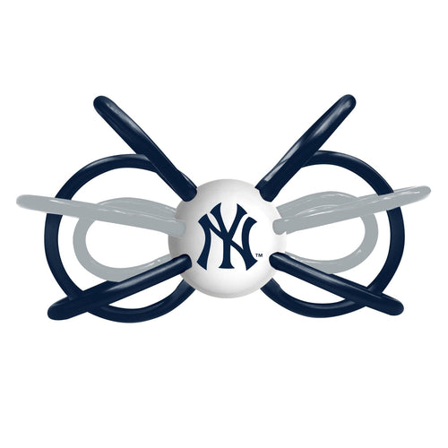 Teether/Rattle - New York Yankees-justbabywear