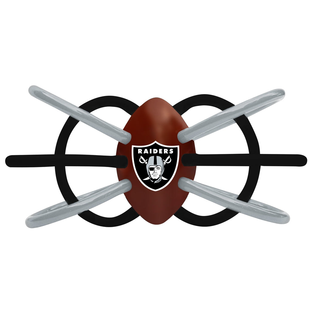 Teether/Rattle - Oakland Raiders-justbabywear
