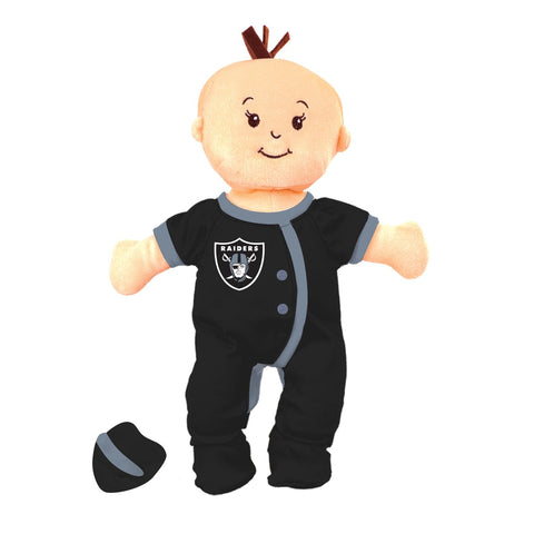 Team Doll - Girl - Oakland Raiders-justbabywear