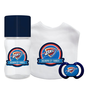 3-Piece Gift Set - Oklahoma City Thunder-justbabywear