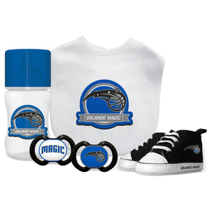 5 Piece Gift Set - Orlando Magic-justbabywear