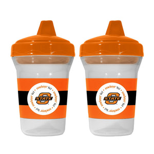 Sippy Cup - Oklahoma State University-justbabywear