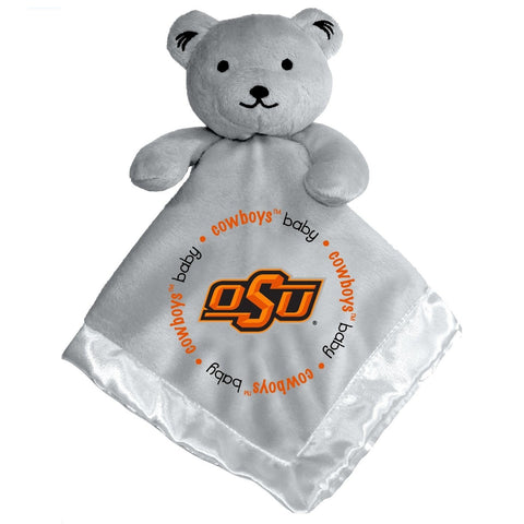 Gray Security Bear - Oklahoma State University-justbabywear