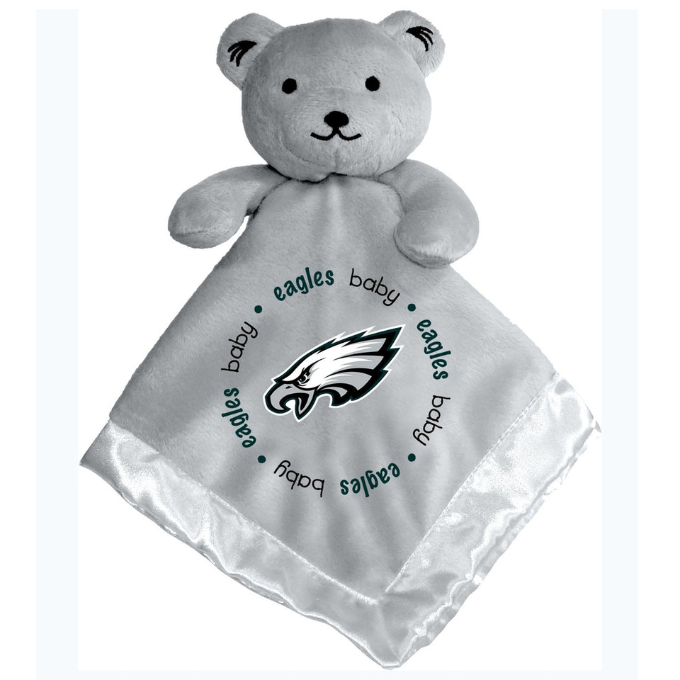 Gray Security Bear - Philadelphia Eagles-justbabywear