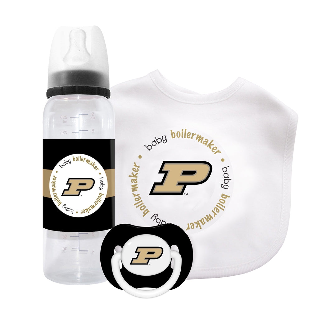 Gift Set - Purdue University-justbabywear