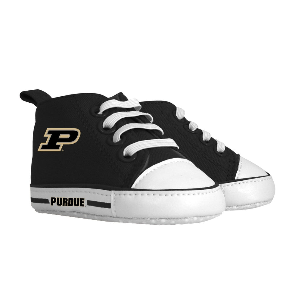 Pre-walker Hightop (1 Size fits Most) (Hanger) - Purdue University-justbabywear