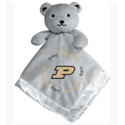 Gray Security Bear - Purdue University-justbabywear