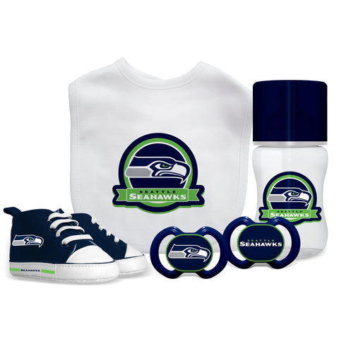 5 Piece Gift Set - Seattle Seahawks-justbabywear