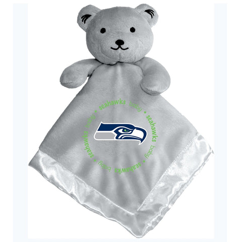 Gray Security Bear - Seattle Seahawks-justbabywear