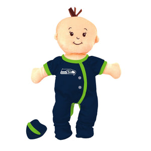 Team Doll - Girl - Seattle Seahawks-justbabywear