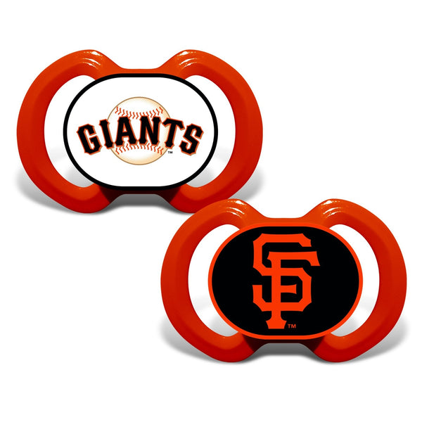 Gen. 3000 Pacifier 2-Pack - San Francisco Giants-justbabywear