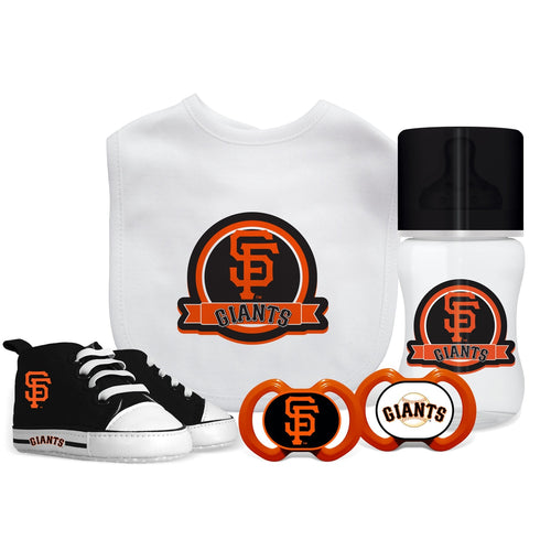 5 Piece Gift Set - San Francisco Giants-justbabywear